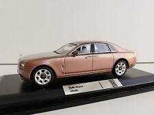 Rolls-Royce Ghost Limousine 2009 1/43 Ixo moc169 rolls royce moc169 palrose