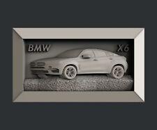 3d STL models for CNC, Artcam, Aspire, relief BMW X6