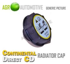 CONTINENTAL DIRECT RADIATOR EXPANSION TANK CAP OE QUALITY - CFC64