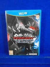 wii U TEKKEN TAG TOURNAMENT 2 WiiU Edition Fighting Game NAMCO Nintendo PAL UK