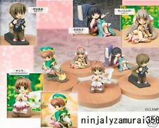 CLAMP IN 3-D LAND Figure set of 5 vol.1 chobits official anime holic Authentic