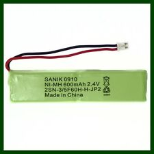 New Replacement Battery for iDECT X3i X3 Phone 2.4V 600mAh NiMH Ni-MH UK