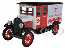 1924 CHEVROLET SERIES H AMBULANCE 1/32 DIECAST MODEL CAR BY NEW RAY 55073A