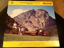 BARGLUFT , LÄNDLER / STOCKHORNKLANGE ,SCHOTTISCH . Nr Mint . TRAD SWISS MUSIC