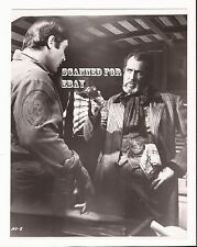 MORE DEAD THAN ALIVE - Clint Walker/Vincent Price Press Photo/Movie Still #1