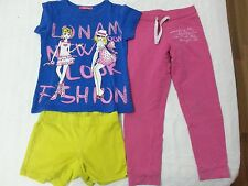 lotto 624 stock abbigliamento bimba bambina 5/6 anni