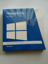 Microsoft  Windows 8.1 Pro Full English Version 32/64 Bits FQC-06913, RETAIL BOX