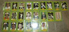 Lot 2004 Maryland Lottery Baltimore Orioles 50th Anniversary Cards Not Voided