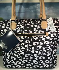 ANNE KLEIN Luggage Tote New W Tags Retail $200 Travel Tote Shoulder Strap Incl.