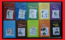 "10 x GREGS TAGEBUCH Jeff Kinney: Band 1,2,3,4,5,6,7,8,9,10 Gebunden ""AKZEPTABEL"""
