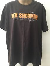 MENS BEN SHERMAN T- SHIRT EXTRA LARGE.