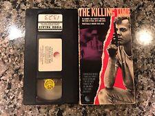 The Killing Time Vhs! 1987 Good Thriller! The Vanishing Break Up Cleaner Freeway