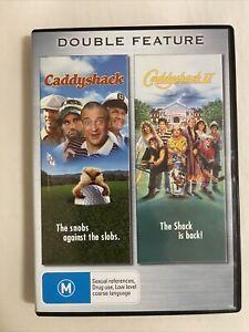 Caddyshack  / Caddyshack 02 (DVD,R4)