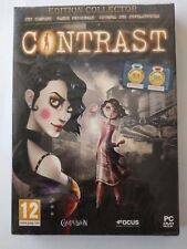 CONTRAST Edition Collector Jeu PC ** NEUF **