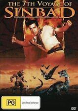 The 7th Voyage of Sinbad [New DVD] Australia - Import, NTSC Region 0