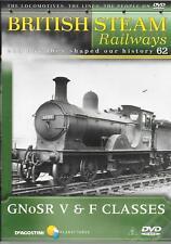 Used DVD British Steam Railways # 62 GNoSR V & F CLASSES BSRN62D 2007