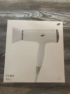 T3 Cura Professional Digital Ionic Hair Dryer White / Rose Gold 76820 New