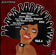 BLACK PARTY GROOVES VOL. 1 / 2 CD-SET - TOP-ZUSTAND
