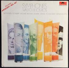 Waldo De Los Rios LP Symphonies - Germany