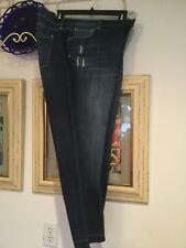 New Kut Reese Ankle Straight Leg Women Plus Jeans Size 16W