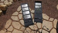 5 Watt Solar Charger (2 quantity)  portable, light weight  FREE SHIPPING!