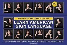 Learn American Sign Language : All-in-One Beginners Course by James W. Guido...