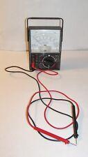 Vintage Radio Shack Micronta Range Doubler 43 Ranges Multimeter 22-204C