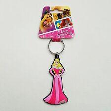 Disney Princess - Sleeping Beauty - Aurora Soft Touch PVC Keyring/Keychain 86101
