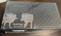 Pokemon Sword & Shield Zacian & Zamazenta Ultra Premium Collection Box - Sealed