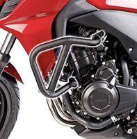 NEW GENUINE PUIG HONDA CB500X BLACK ENGINE PROTECTION GUARDS 6539N