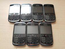 BlackBerry Curve 8520 Job Lot JOblot x7 - Black (Vodafone) Smartphone