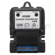 3A 12V PWM Solar Panel Charger Controller Regulator For Park Street Garden Light