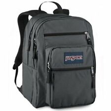 JanSport NWT Big Student Classic Forge Gray Unisex Backpack JS00TDN76XD