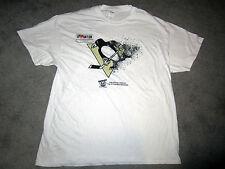 Pittsburgh Penguins SGA Promotion T-SHIRT 2015-16 Season Sidney Crosby XL New