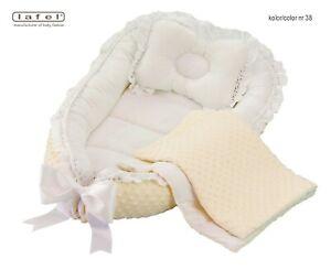 Baby nest Nido per bambini, bozzolo, culla di alta qualità LAFEL
