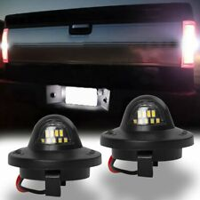 6000K Xenon White LED License Plate Tag Light For Ford F150 Explorer Expedition