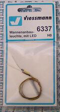 Viessmann H0 6337 Wannenleuchte mit LED´s