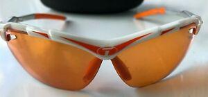 Tifosi - Tyrant Sunglasses Race Orange with Hard Case