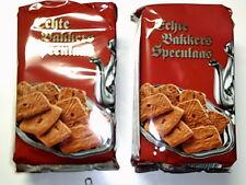 2 x DE RUITER Windmill Cookies ( Echte Bakkers Speculaas), 400g Dutch Biscuit