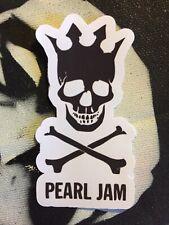 Pearl Jam sticker - Laptop, Tablet, Music