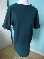& Other Stories green dress tunic size 38 UK 10 12
