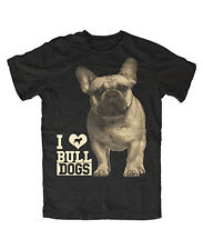 Französische Bulldogge 4 T-Shirt Schwarz-Hund,Dog,French Bulldog, Frenchi