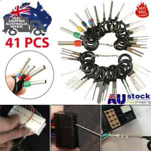 Car Terminal Removal Tool Sets Car Plug Circuit Wire Extractor Pin Connector