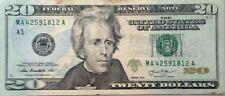 USA $20 2013 MA 42591812 A