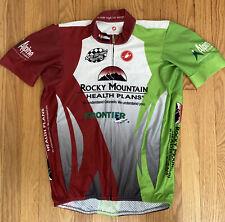 Castelli Mens XL Cycling Jersey Ska Brewing Frontier Airlines Colorado