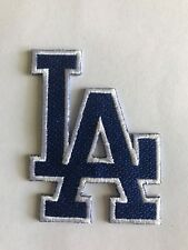 LA Dodgers Stadium Jersey Patch Iron On Sew Shirt Jacket Bag Hat Cap  *In Stock*