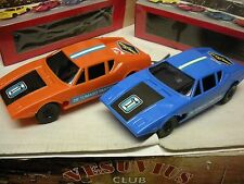 REEL 2 DE TOMASO PANTERA #517 A MOLLA, A CARICA WIND UP MINT IN PERFECT BOXES