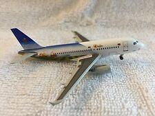 RARE VINTAGE TAP - PORTUGAL AIRLINE A319 / U E F A EURO 2004-REG NO #CS-TTJ -NIB
