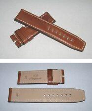 BOB XL SHELL CORDOVAN PFERDELEDERUHRBAND COGNAC 24-24 mm FÜR BREITDORNSCHLIESSE