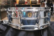 Ludwig 5x14 Super Sensitive Snare Drum  Vintage 1960's
